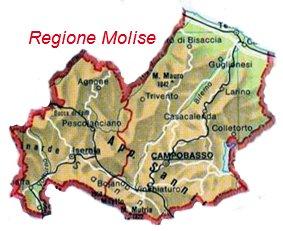 Regione Molise Cartina Geografica.Amo Ottawa